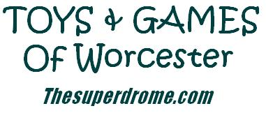 Welcome To The Superdrome Of  Worcester
