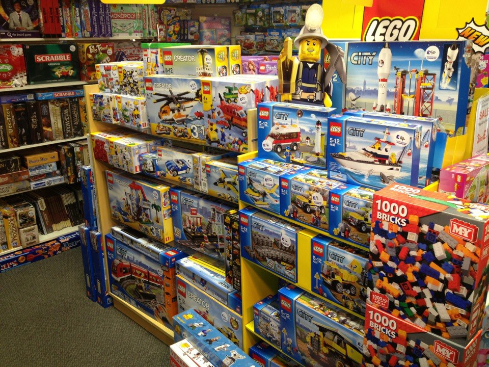 Toys Toy Stores