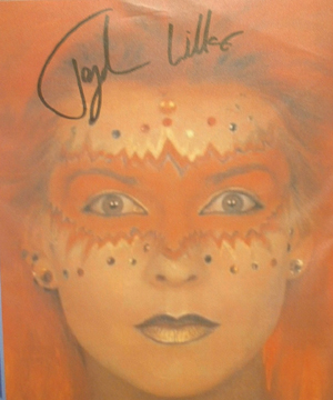 A054 - Toyah Wilcox Autographed 10 x 8 photo