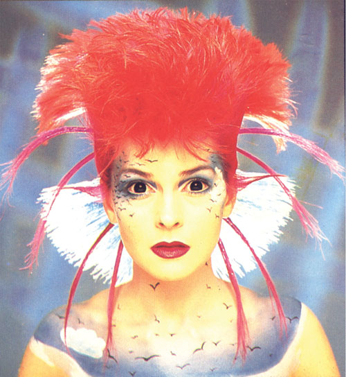 A055 - Toyah Wilcox Autographed 10 x 8 photo