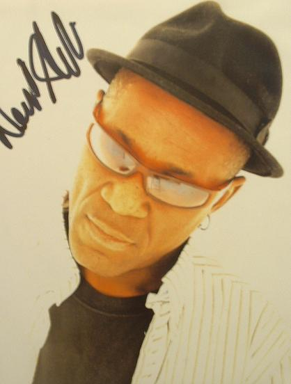 A079 - NEVILLE  STAPLE Autographed top 10 x 8 photo