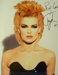 A130 - Toyah Wilcox Autographed 10 x 8 photo