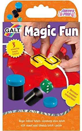 GALT Toys Magic Fun Activity Pack
