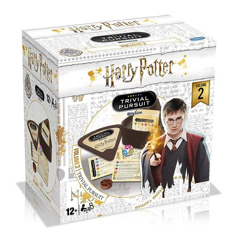 GAME HARRY POTTER TRIVIAL PURSUIT VOLUME 2