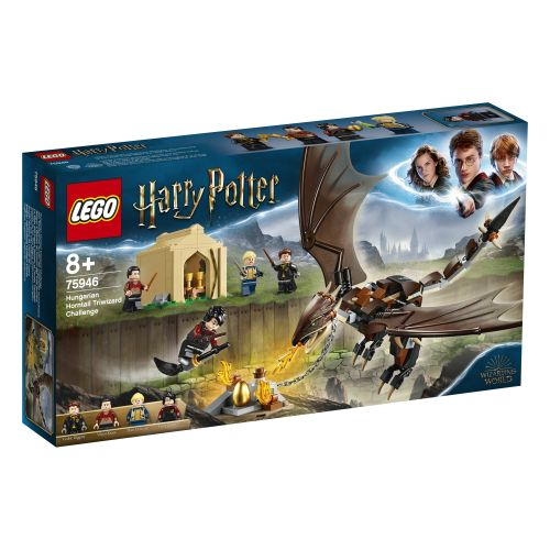 LEGO 75946 HARRY POTTER Hungarian Horntailed Triwazard