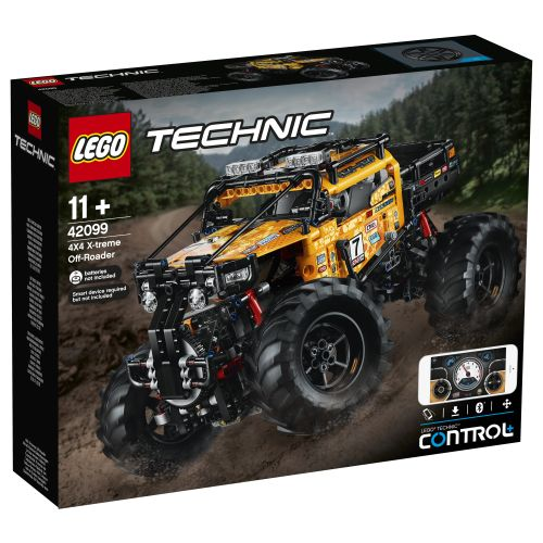 LEGO TECHNIC42099 4X4 X-treme Off-Roader
