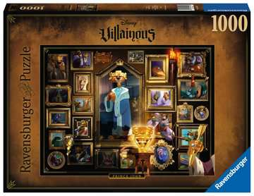 RAVENSBURGER 15024 VILLAINOUS  King John