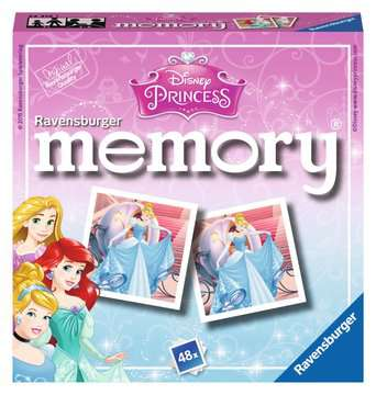 RAVENSBURGER GAME Disney Princess mini memory®