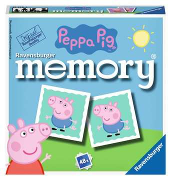 RAVENSBURGER GAME  Peppa Pig mini memory®